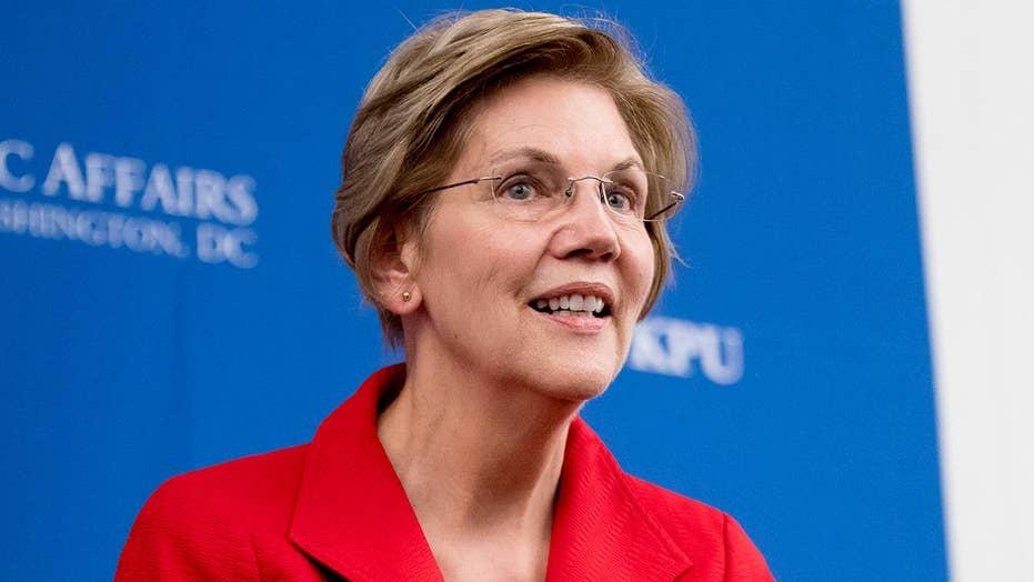 Democratic Sen. Elizabeth Warren launches exploratory committee ahead of possible 2020 presidential run