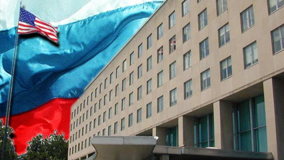 State Department requests consular access to the American detained in Russia on espionage charges