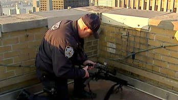 How the NYPD is using snipers to keep New Year's Eve revelers safe in Times Square