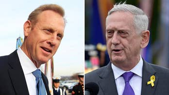 Patrick Shanahan takes reins as acting defense secretary after James Mattis transfers power to his former deputy