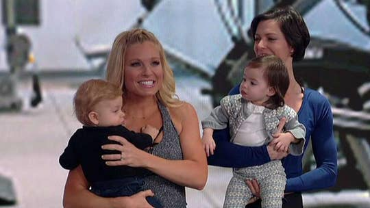 Anna Kooiman: How live TV prepared me for the unpredictable joys (and frustrations) of motherhood
