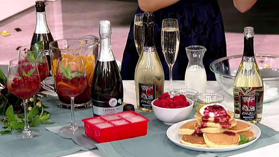 Don't toss the bubbly, cook with it: New Year's Day recipes using your leftover champagne