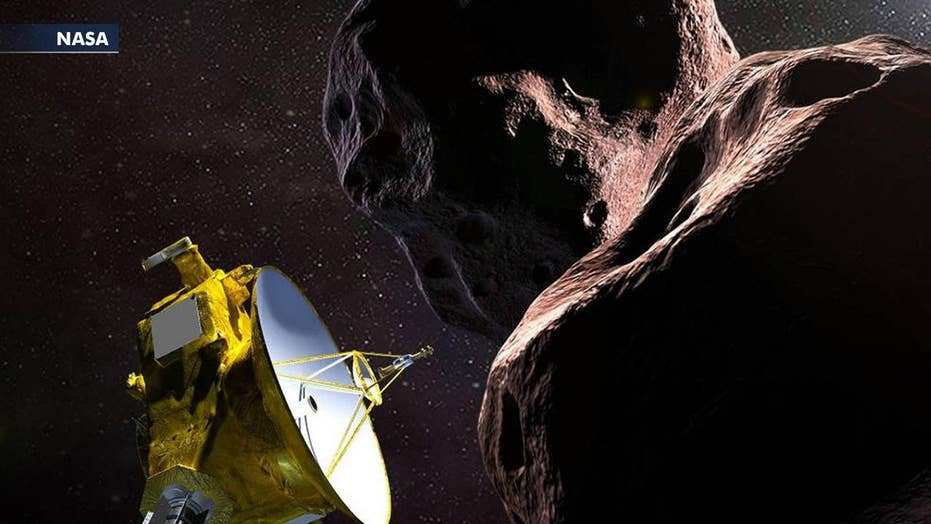 NASA's New Horizons probe completes flyby of Ultima Thule, the most distant object ever visited by a spacecraft