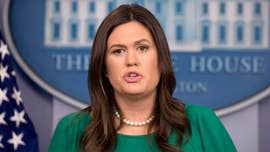 Trump says he told Sarah Sanders 'not to bother' with press briefings, blaming inaccurate coverage