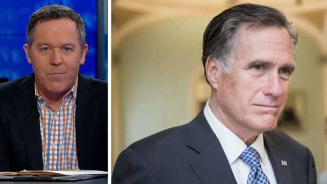 Gutfeld on Mitt's attack on Trump