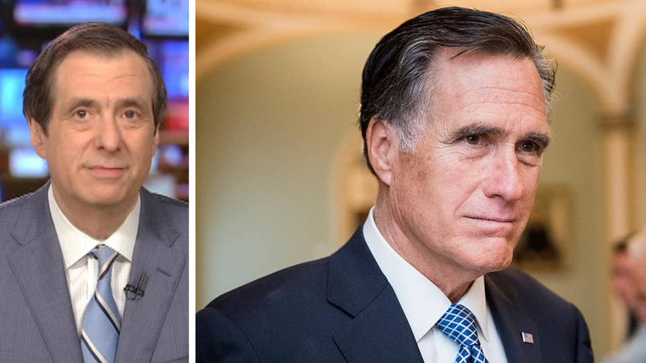 Howard Kurtz: Now the media love Mitt as a Trump-basher