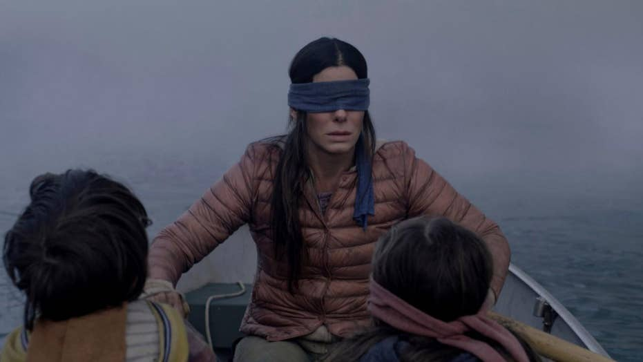Bird Box Challenge Inspired By Netflix Movie Prompts Streaming