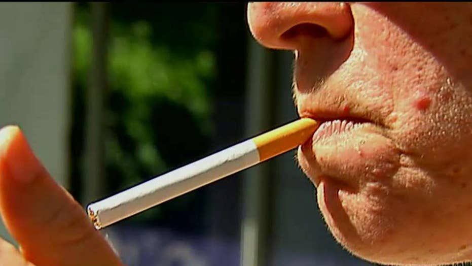 Dangers from cigarettes means a mainstream change in smoking culture