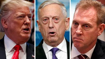 Trump claims he fired Mattis as his replacement Shanahan steps into defense secretary role at the Pentagon