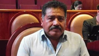 Mexican mayor gunned down during his first day in office