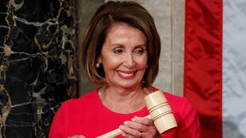 David Bossie: Nancy Pelosi takes the gavel in the House and what's her first target? Free speech