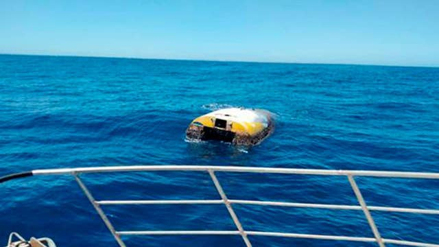 American Abby Sunderland's ill-fated yacht found after nearly a decade