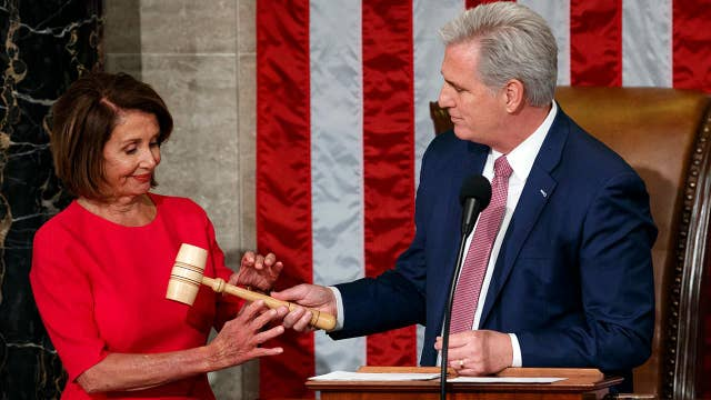 House Speaker Nancy Pelosi retakes the gavel to addresses the opening of the 116th Congress: Watch the full speech