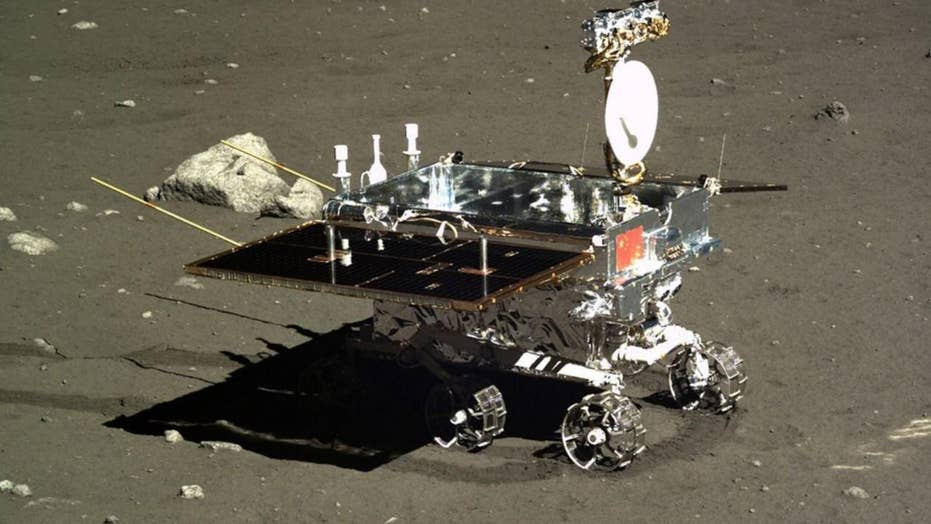 China successfully lands spacecraft on far side of moon, state media says