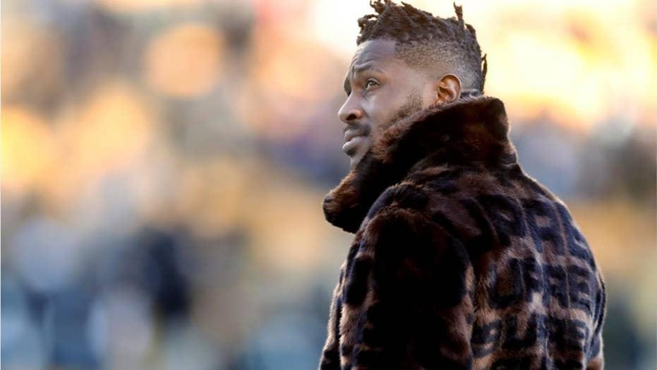 Pittsburgh Steelers' Antonio Brown calls ex-teammate an 'Uncle Tom'