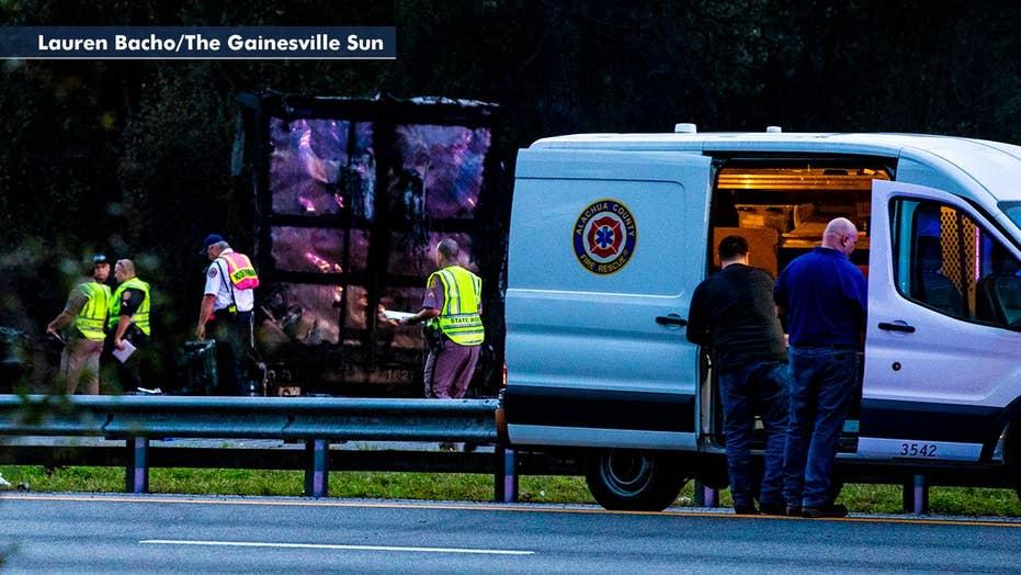Five children among seven dead in Florida interstate crash, homicide investigation opened