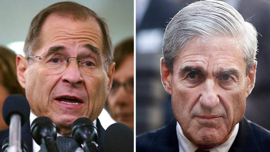 Rep. Jerry Nadler introduces a bill to protect Special Counsel Robert Mueller from being fired by President Trump