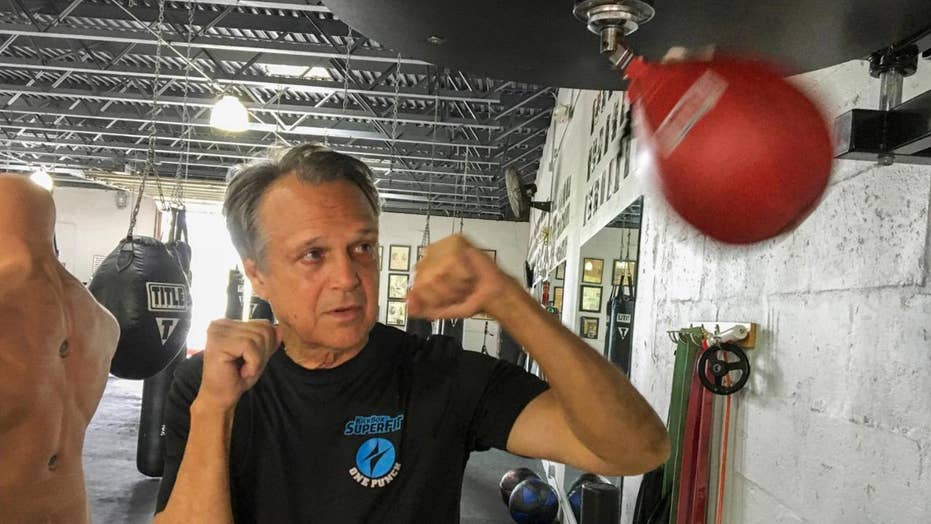 Former 68-year-old kickboxing champ defeats mugger in TKO