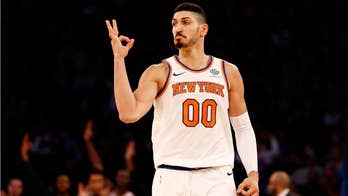 Knicks' Turkish star Enes Kanter skipping London trip