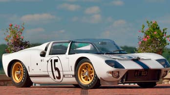 Rare Ford sports car surfaces and could sell for millions