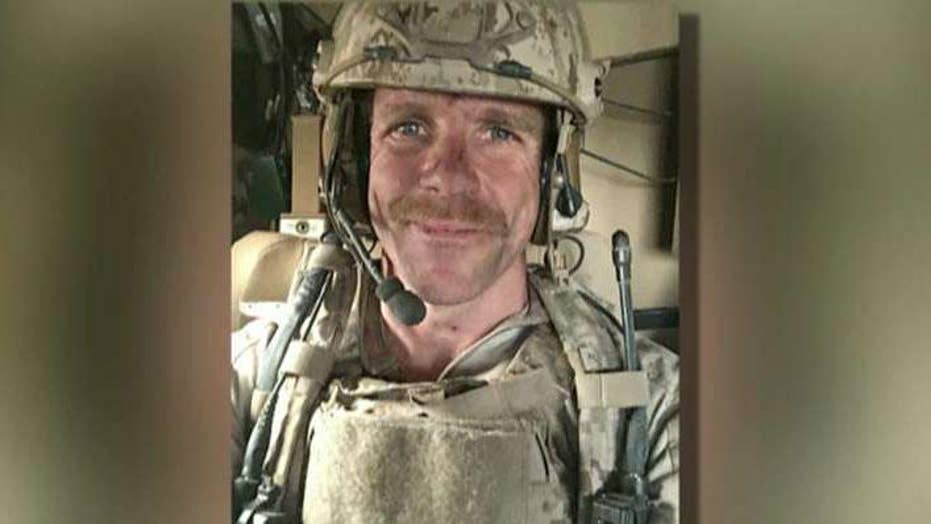 Navy SEAL pleads not guilty to killing wounded ISIS fighter