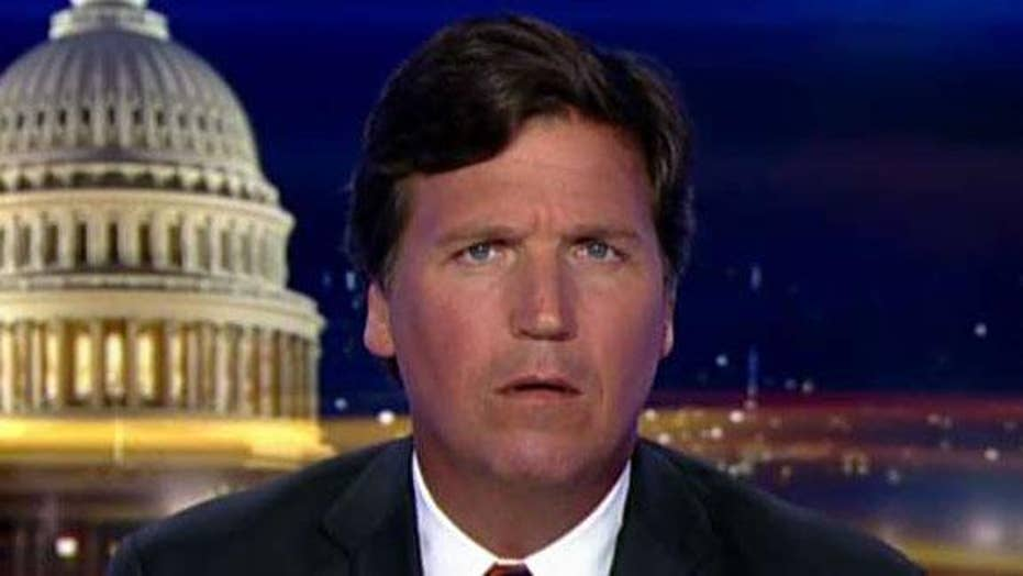Tucker: The left calls the border wall is immoral