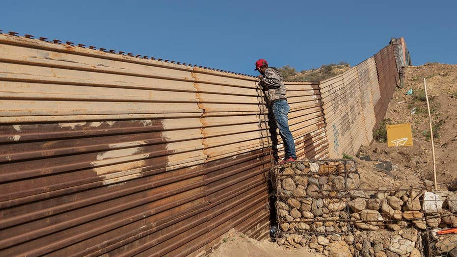 Border-wall funding was Trump's main campaign issue; should he cave and compromise amid the partial shutdown?