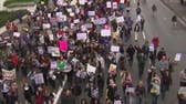 Annual California women's march canceled for being 'overwhelmingly white'