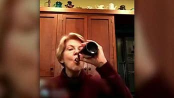 Elizabeth Warren's beer of choice is Michelob Ultra, founder of Shmaltz Brewing gives better suggestions for her