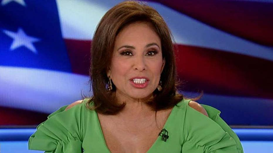 Judge Jeanine: Do what you were elected to do, stand up for your country and your constituents
