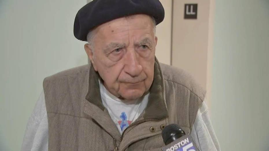 A Boston dentist is accused of attacking an elderly cab driver
