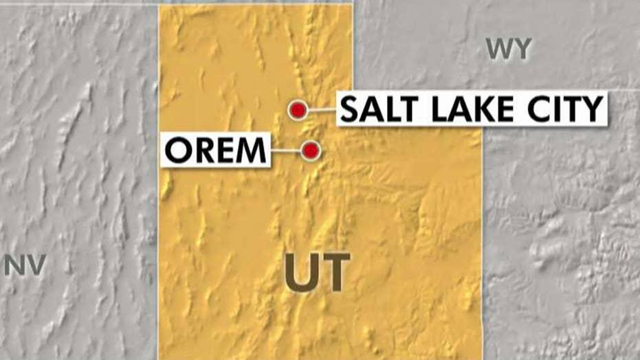 Police officer shot in the line of duty in Utah