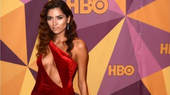 Blanca Blanco suffers wardrobe malfunction while wearing a daring bikini for Malibu photo shoot