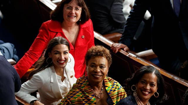Freshman Dems push far-left ideas like Green New Deal which seeks to reshape climate change, income inequality policies