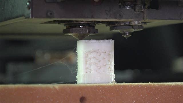 Military funding 3D bone printing research
