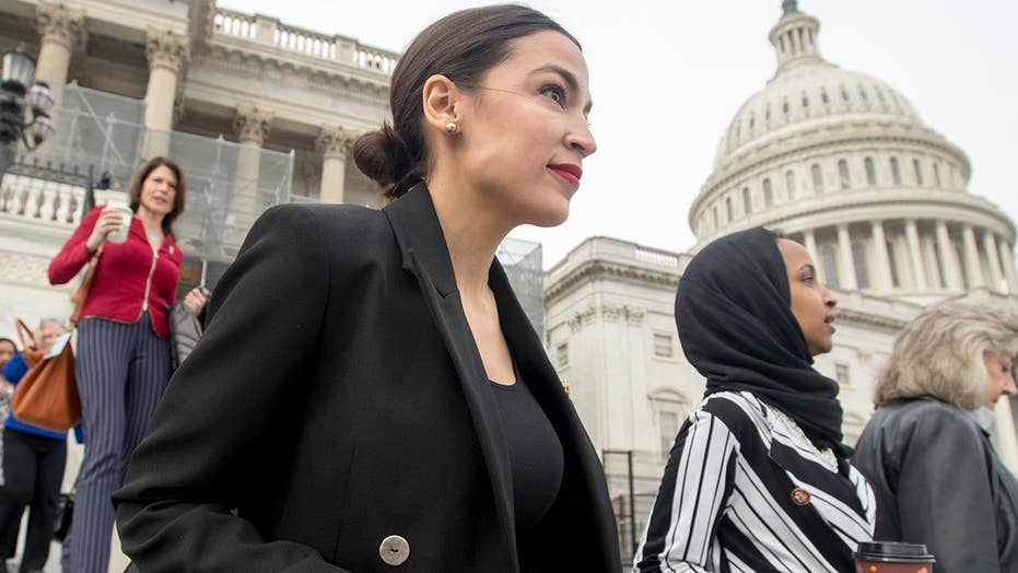 Ocasio-Cortez plans to impose taxes as high as 70 percent