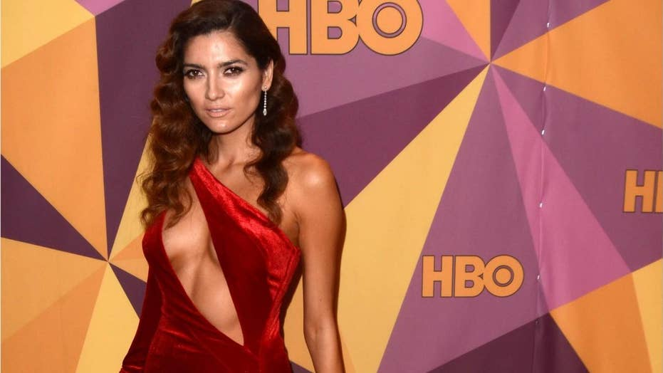 Blanca Blanco felt anxiety attending Golden Globes after receiving death threats last year over infamous dress