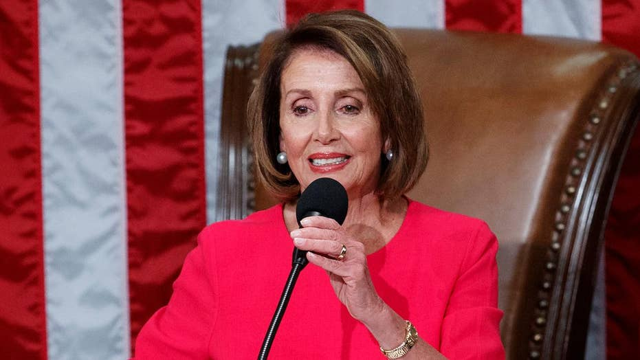 House Speaker Nancy Pelosi tamps down impeachment talk, hints Democrats will not pursue though Republican backing