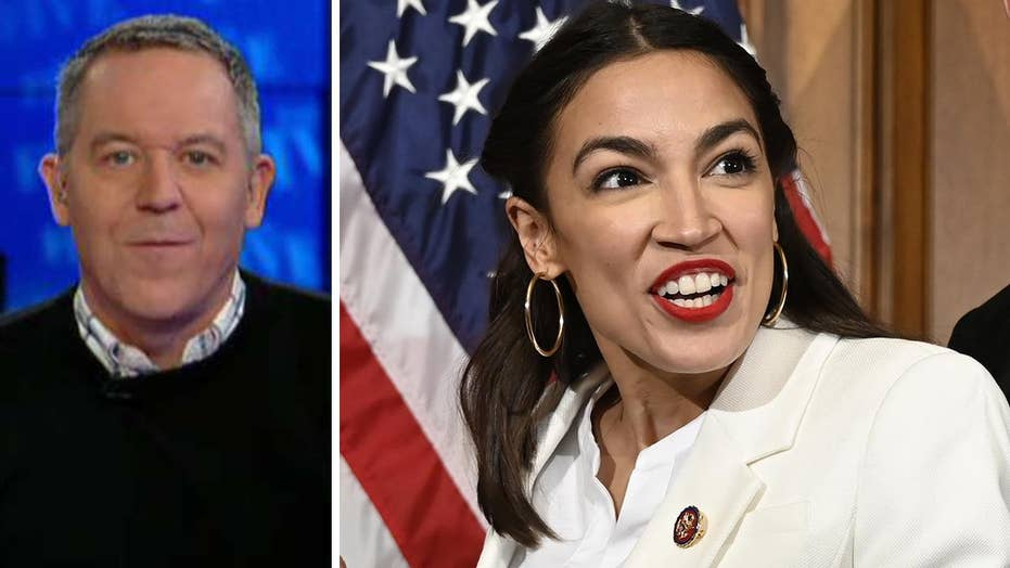 Gutfeld on Alexandria Ocasio-Cortez's '60 Minutes' interview