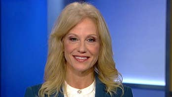 Conway blames Congress, courts for crisis at border, hedges on use of emergency powers