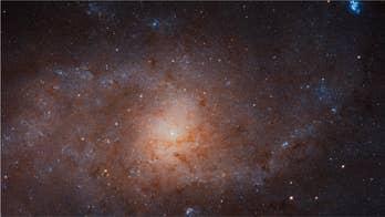 Hubble space telescope captures amazing galaxy image