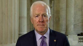 Sen. Cornyn applauds President Trump for taking his border wall push 'directly to the American people'