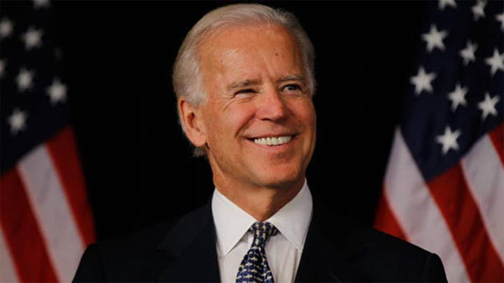 Report: Joe Biden believes he is the 'best hope' for 2020