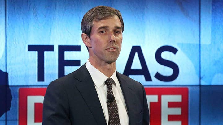 Road trip? Beto O'Rourke to meet voters across the country amid 2020 contemplation, according to reports