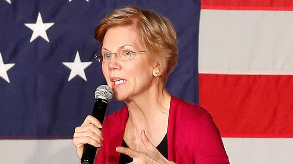 Sen. Warren warns about 'two-income trap'
