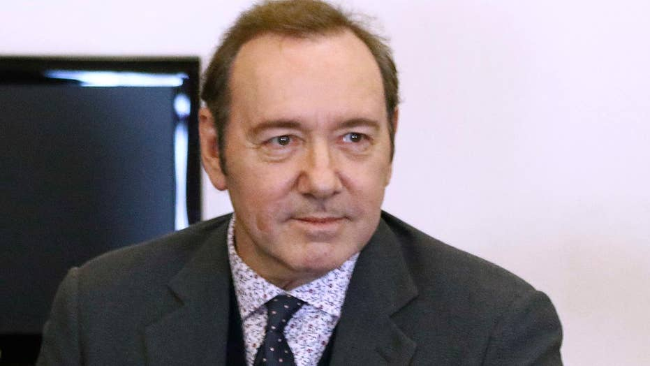 Actor Kevin Spacey faces sex attack assign in court