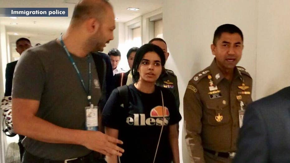 Saudi woman under UN protection in Thailand after fleeing her family