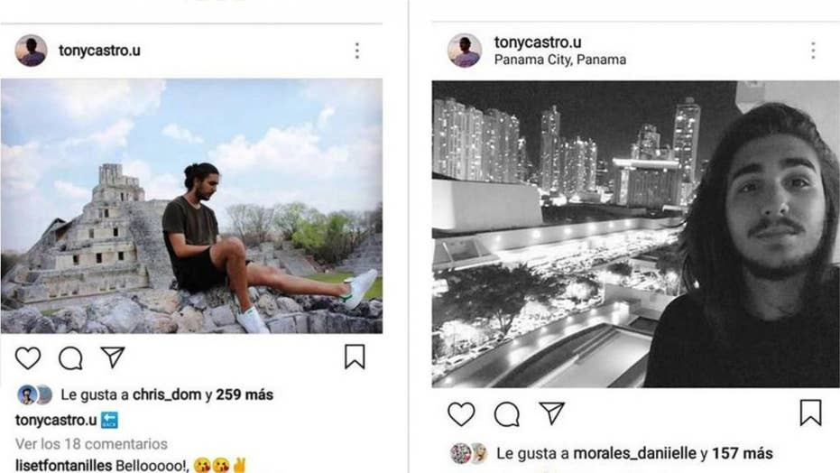 Castro grandson under fire for flaunting decadent lifestyle on Instagram