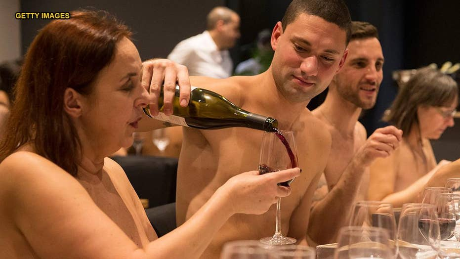 Paris' first all-nude restaurant closing due to lack of customers