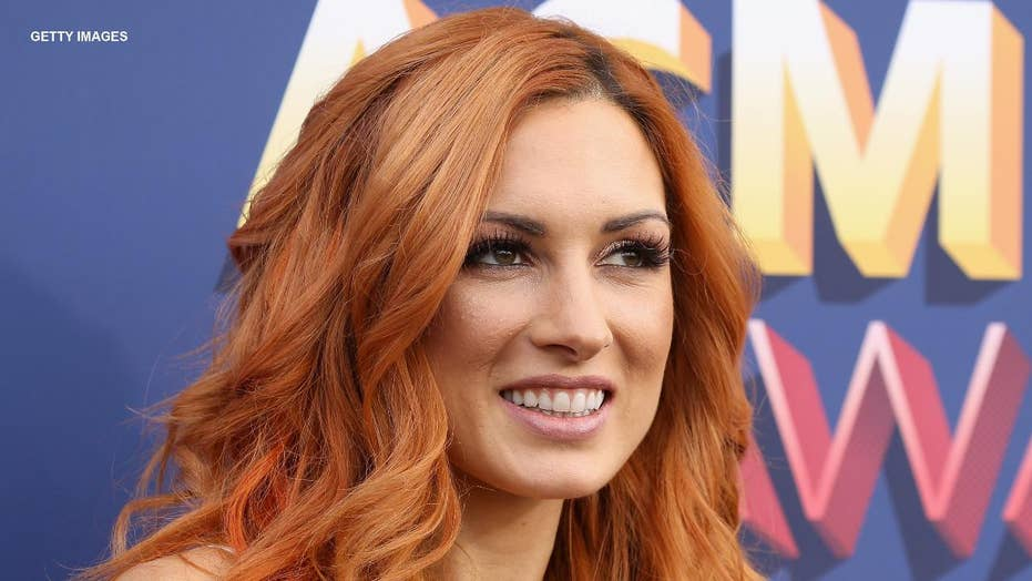 How WWE star Becky Lynch got discovered